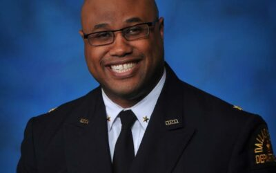 Malik Aziz – Chief, Prince George's County Police Department