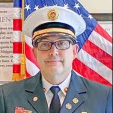 Chad Jones – Fire Chief, City of South Fulton